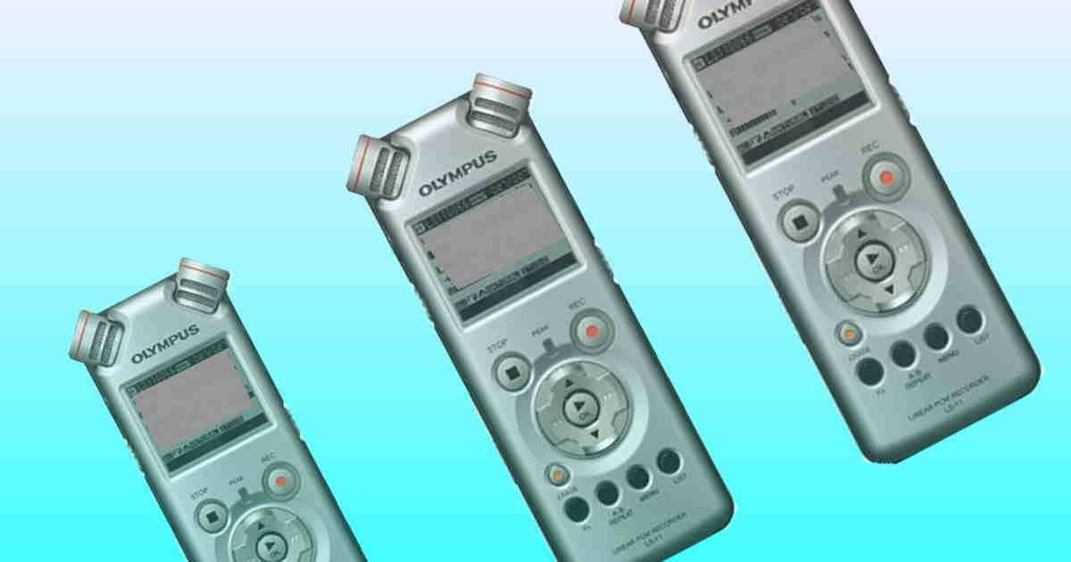 テープ起こしの録音にはICレコーダーが向いている